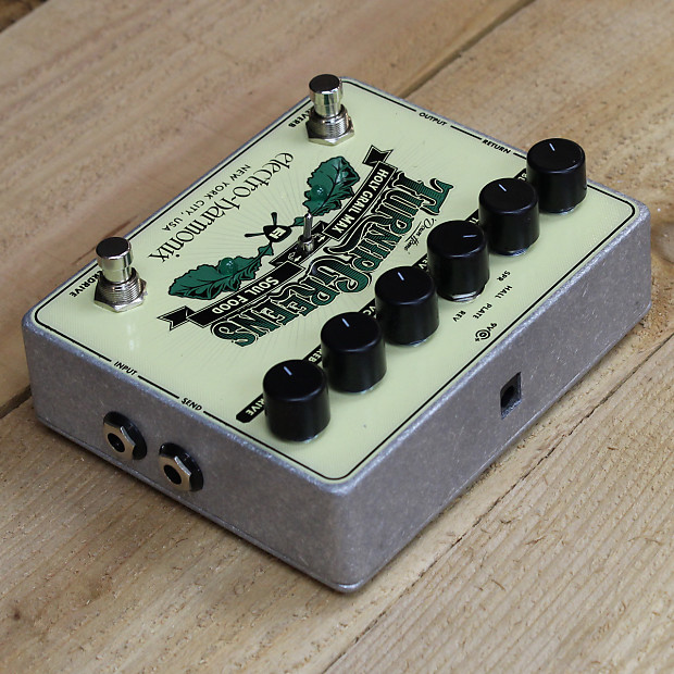 electro harmonix turnip greens a sharp music company reverb. Black Bedroom Furniture Sets. Home Design Ideas