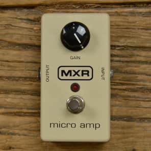 MXR M-133 Micro Amp MINT