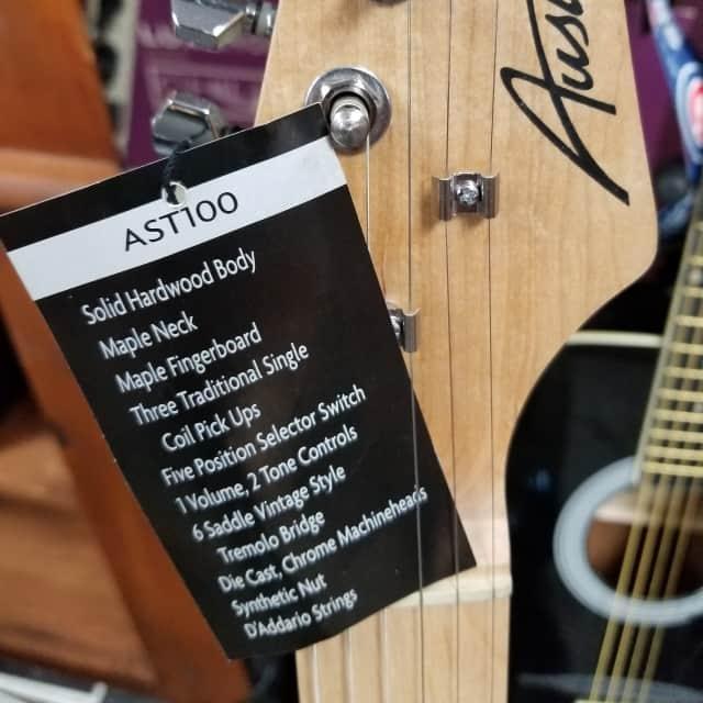 Austin Ast100 2017 Aqua Blue image