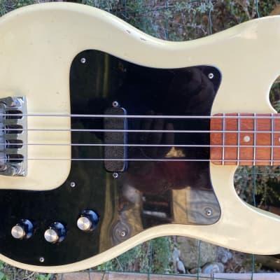 1977 Rickenbacker 3001 Bass White - OHSC for sale