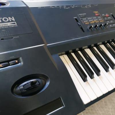 KORG TRITON EXTREME 76 Keys RAM 96 MB | Synthonia Libraries