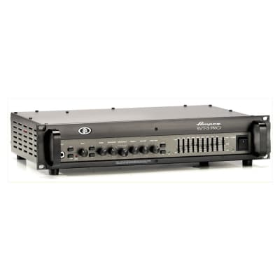 AMPEG SVT-3 PRO 450w Hybrid Tube/Solid-state Bass Amplifier