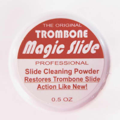 Magic Slide MS05 Trombone Slide Cleaning Powder