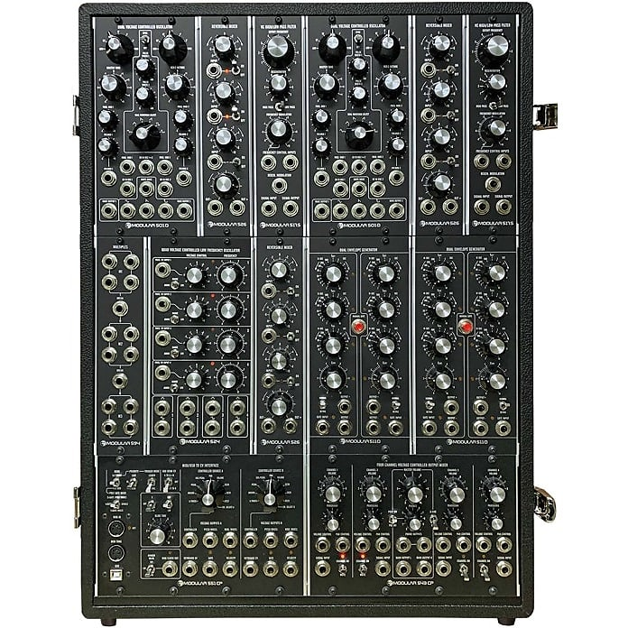 moon modular 2vs 2 voice synthesizer system moog format reverb. Black Bedroom Furniture Sets. Home Design Ideas