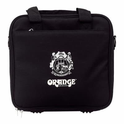 Orange GIGBAG-CASE Style Vinyl Gig Bag for Pedal Baby 100