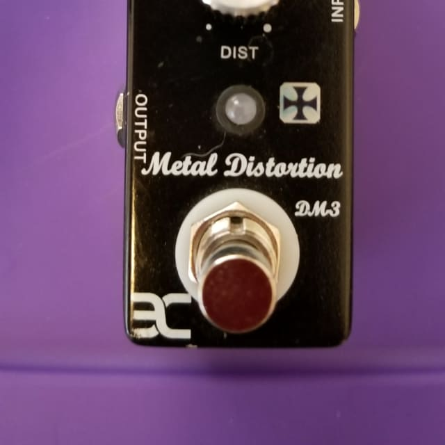 Micro Metal Distortion Pedal (ENO DM-3 ) image