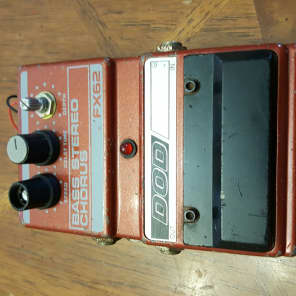 DOD Bass Stereo Chorus FX62 for sale