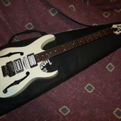 1998 Ibanez Japan Paul Gilbert PGM300 w/Seymour Duncans & Gibson USA bag for sale