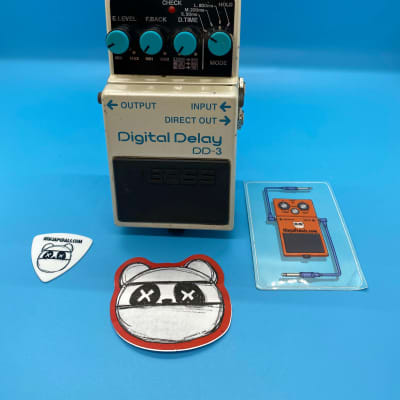 Boss DD-3 Digital Delay | Fast Shipping!