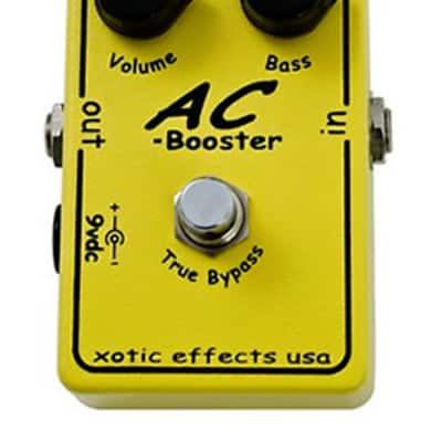 Xotic AC Booster for sale