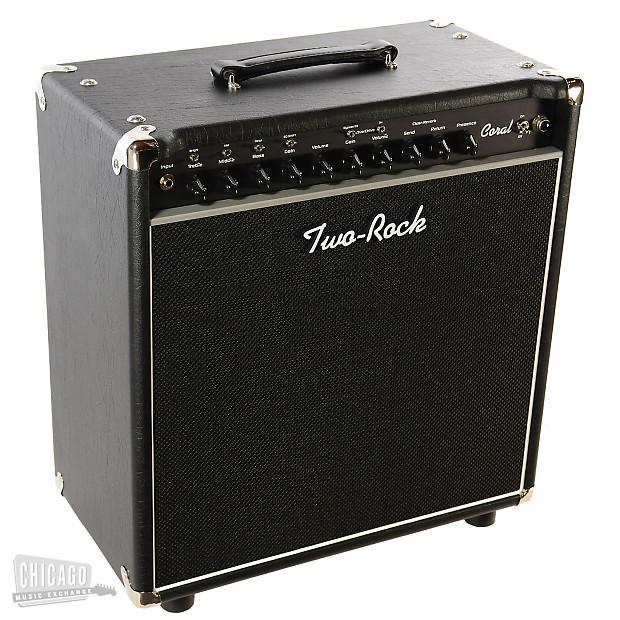 two rock coral 22 watt tube combo amp reverb. Black Bedroom Furniture Sets. Home Design Ideas