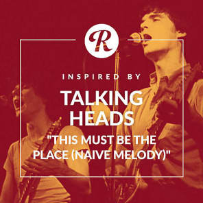"Inspired by Talking Heads ""This Must Be The Place (Naive Melody)"" Ableton Live Pack - Reverb Exclusive"