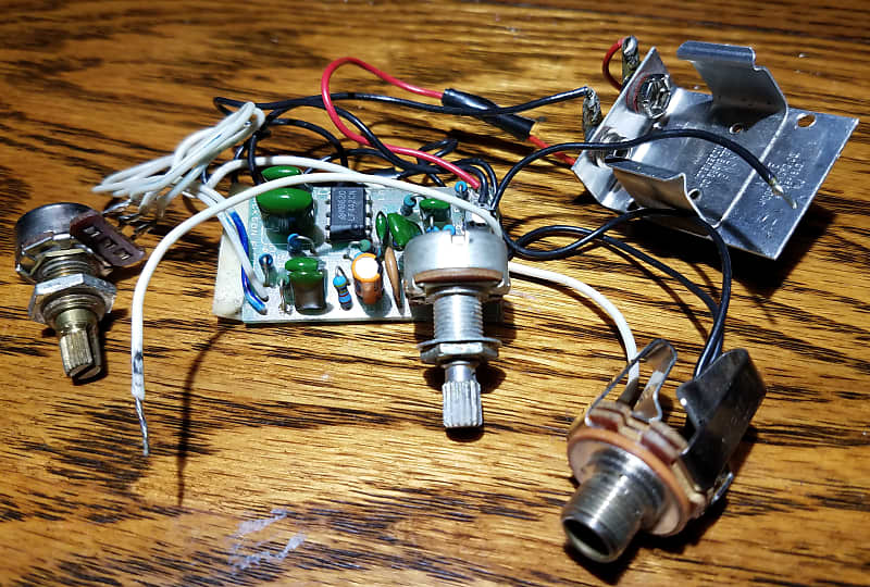 1985 Jackson USA Soloist /Dinky Wiring Harness - Free | Reverb on gibson sg wiring harness, jackson soloist decal, prs wiring harness,