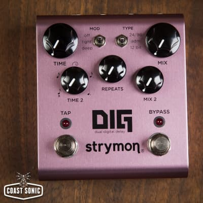 Strymon DIG Dual Digital Delay