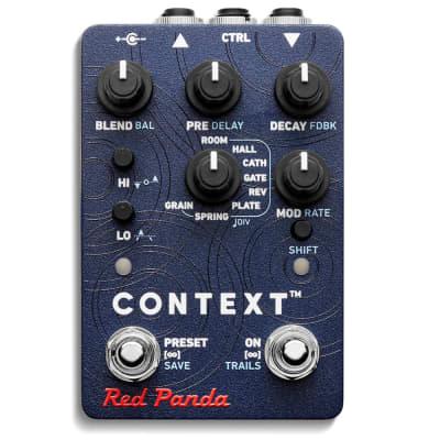 Red Panda Context Reverb V2