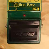 DOD FX51 Juice Box 1990s Metallic Green image
