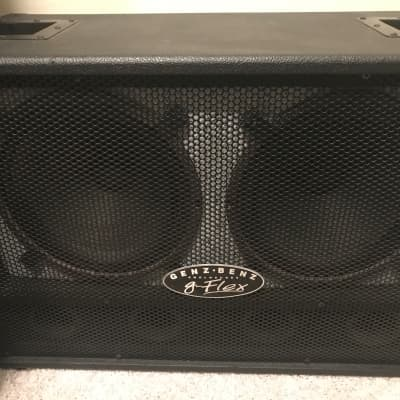 Genz Benz G-Flex 2x12 Guitar Speaker Cabinet for sale