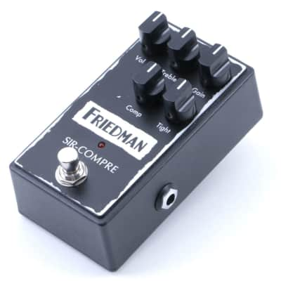 Friedman Sir-Compre Compression Guitar Effects Pedal P-06999 image