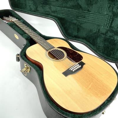 2015 Martin J12-16GT 12 String Acoustic - Natural for sale