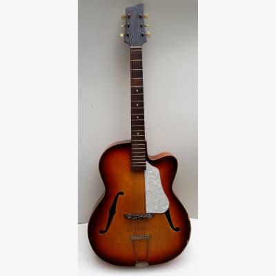 KLIRA Archtop / Jazz acoustic - Hollowbody - Germany 1961 for sale