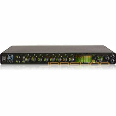 Metric Halo LIO-8 Multichannel A/D/A converter w/4 Preamp + DSP
