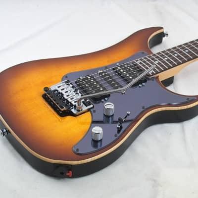 Vigier Guitars EXCALIBUR Custom Amber for sale