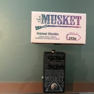 Blackout Effectors Musket 2018 Black