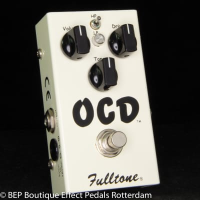 Fulltone OCD V1 Series 3 Obsessive Compulsive Drive s/n 13270, 2007 as used by Keith Richards