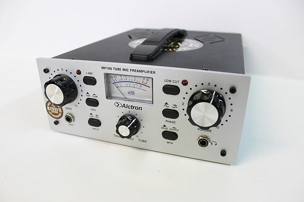 REVIVE-AUDIO-MODIFIED-ALCTRON-MP100-MP-100-MIC-PREAMP-NEW-IN-BOX-SMOOTH  REVIVE-AUDIO-MODIFIED-ALCT