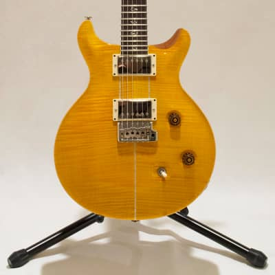 PRS PRS Santana 25th Anniversary Guitar 10 Top 2012 Amber / Gold for sale