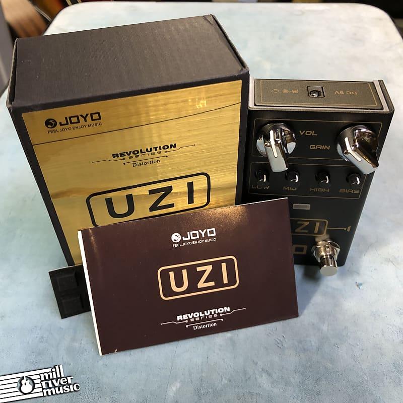 Joyo R-Series R-03 UZI High-Gain Distortion Effects Pedal w/ Box