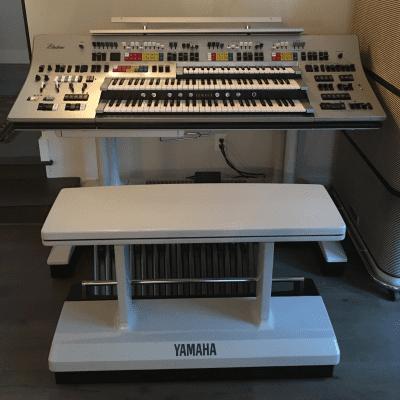 Yahama EX-1 Rare Analog PASS Organ Synthesizer 1977  / SY-2 / Electone