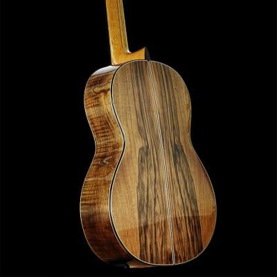 Amalio Burguet concert classical guitar 1A-N spruce SN:002! for sale