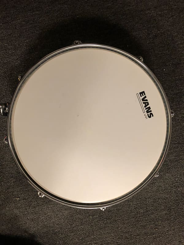 ludwig questlove breakbeat snare drum black 5x14 used reverb. Black Bedroom Furniture Sets. Home Design Ideas