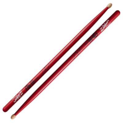 Zildjian ZASJD Josh Dunn Signature Red (Pair) Drum Sticks