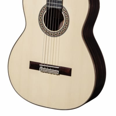 Spanish Classical Guitar JOAN CASHIMIRA MODEL 130 Spruce - solid spruce top for sale
