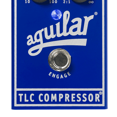 Aguilar TLC (Trans Linear Control) Compressor Effect Pedal for sale