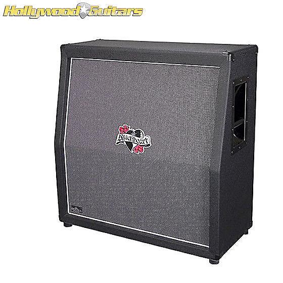 crate blackheart bh412sl 300 watt 4x12 slanted guitar speaker reverb. Black Bedroom Furniture Sets. Home Design Ideas