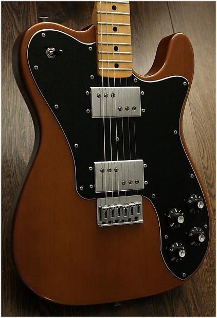 fender deluxe telecaster 1974 electric guitar usa reverb. Black Bedroom Furniture Sets. Home Design Ideas