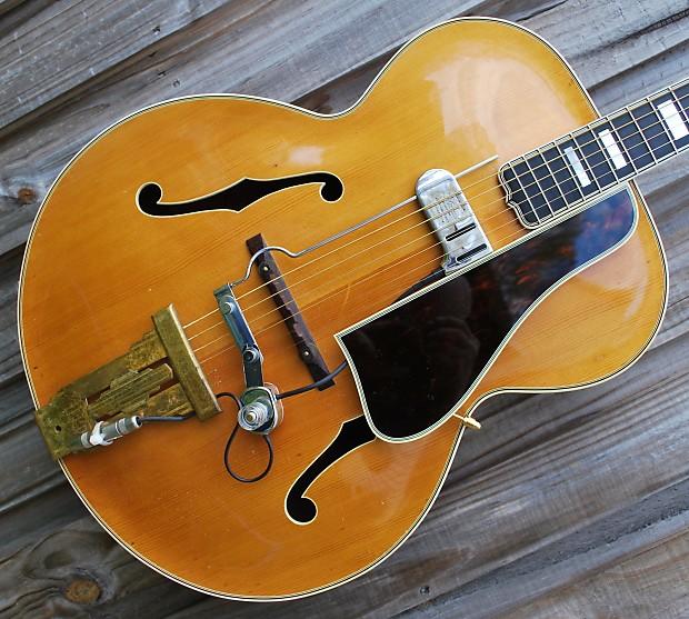 dearmond fhc b for f hole guitar 1957 chrome guitar reverb. Black Bedroom Furniture Sets. Home Design Ideas