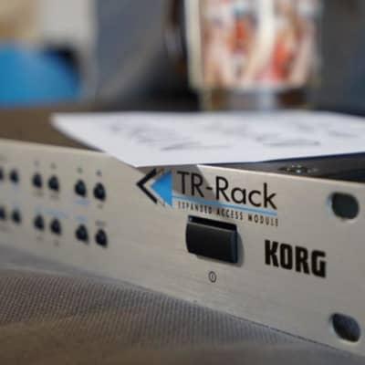 KORG Korg TR-Rack Expanded Access Sound Korg TR-Rack Expanded Access Sound