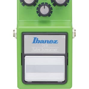 Ibanez TS-9 Tube Screamer Effects Pedal + 6