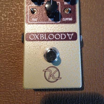 Keeley Oxblood Overdrive/Distortion