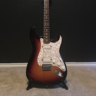 Fender American Double Fat Stratocaster Hardtail 2000 - 2003 for sale