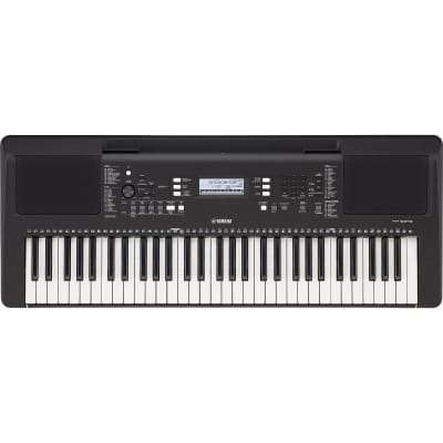 Yamaha PSR-E373 61-Key Portable Keyboard
