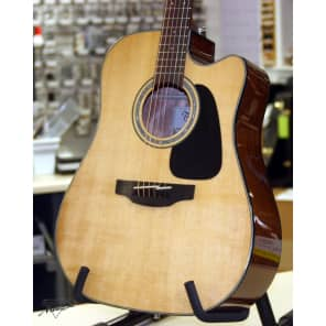 Takamine GD30CE Natural Dreadnought Cutaway Acoustic Guitar, New for sale