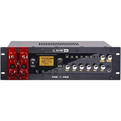 Line 6 POD x3 Pro Rackmount Multi-Effect and Amp Modeler