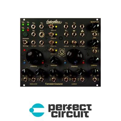 Endorphin.es Furthrrrr Generator Complex Oscillator (Black) [DEMO]