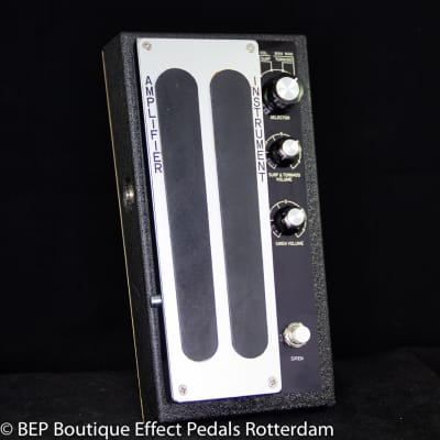 "Shaftesbury  ( OEM Shin-Ei ) Squall Pedal early 70's Japan as used by the Sweet on "" Blockbuster """