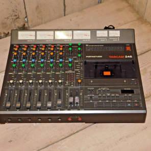 TASCAM Portastudio 246 4-Track Cassette Recorder